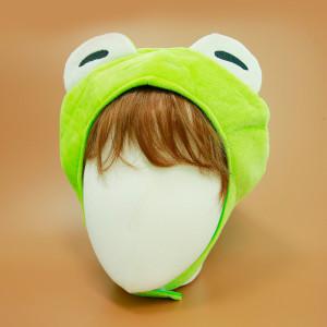 개구리 모자