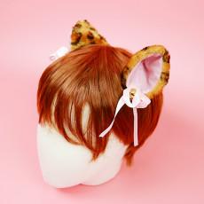 동물귀 머리핀 (5종)