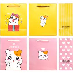 종이쇼핑백-에비츄