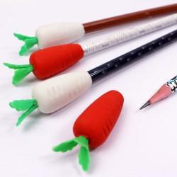쑥쑥농장 지우개 연필캡