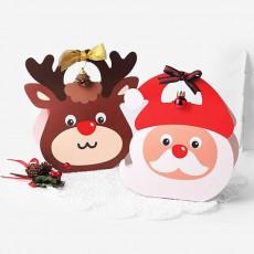 크리스마스 DIY 산타 루돌프 접이식 박스