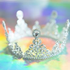 화이트 루비 왕관
