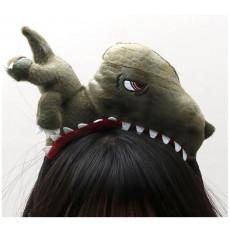 냠냠 공룡 머리띠