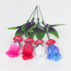 LED 장미꽃