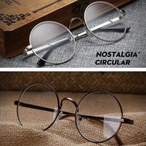 동글이 안경
