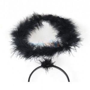 천사 링 머리띠