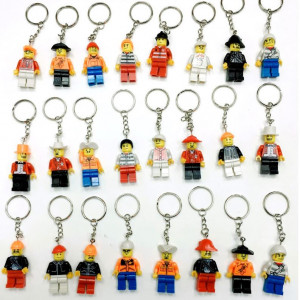 레고 열쇠고리