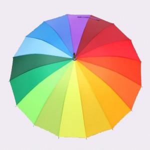 무지개우산