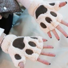 고양이발바닥 손가락장갑