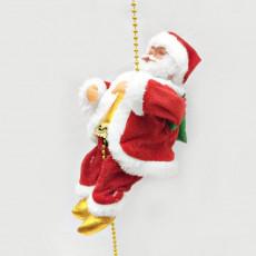 줄타는 산타 인형