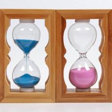 원목모래시계-3분