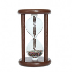 월넛모래시계-7초