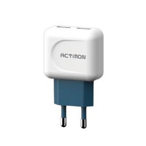 USB 충전기-2포트,노케이블
