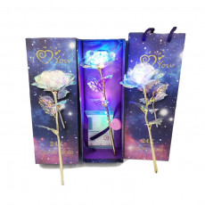 24k LED 장미꽃