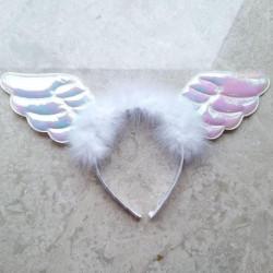 천사 날개 머리띠 대