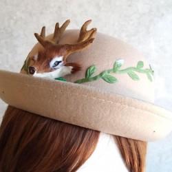 사슴 모자