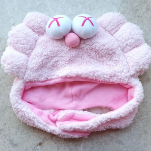 세서미 스트리트 핑크 모자