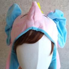 귀 움직이는 코끼리 모자