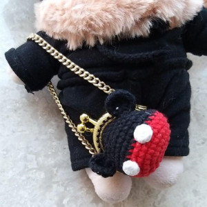 미키마우스 가방 (인형용)