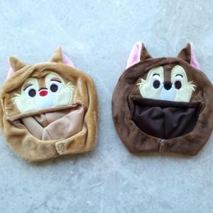 다람쥐 모자&도토리가방 (20cm 인형옷)