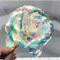 홀로그램 장미꽃